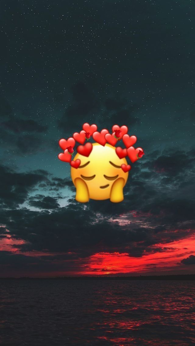 Wallpaper In 2020 Cute Emoji Wallpaper Emoji Wallpaper Wallpaper Iphone Cute