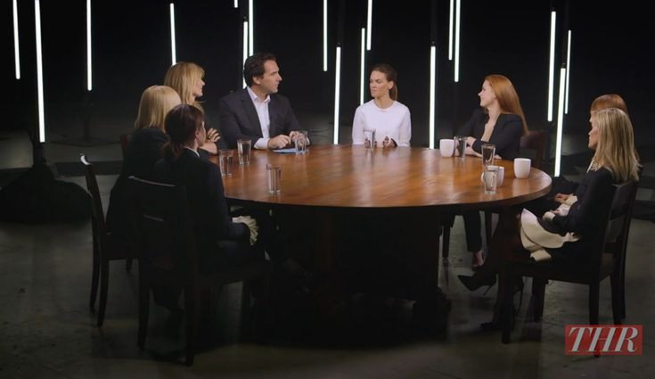 Golden Globe Actresses Roundtable, Thr Round Table