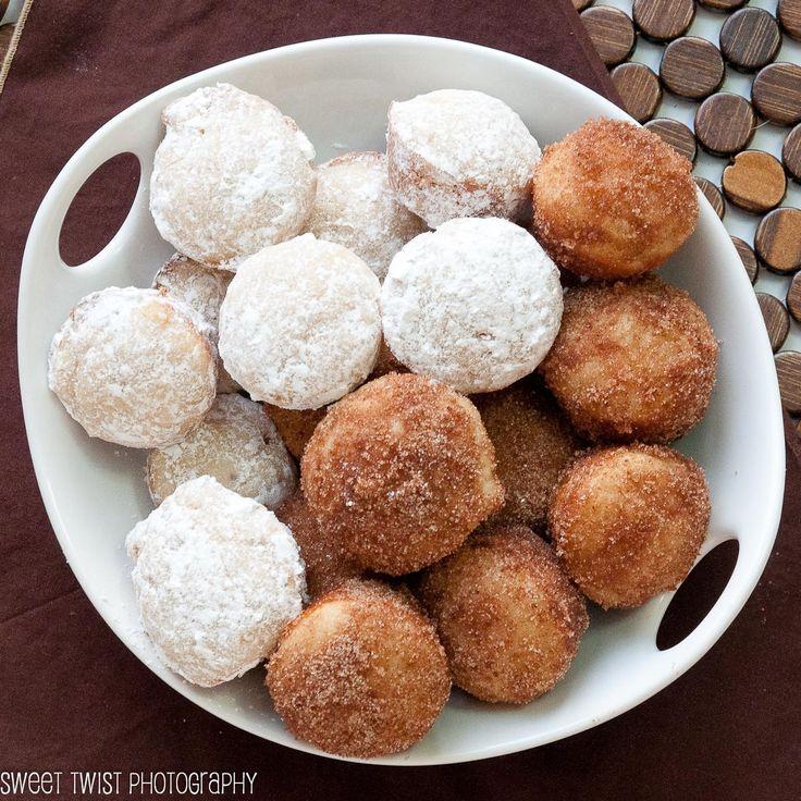 *Mini Doughnut Bites