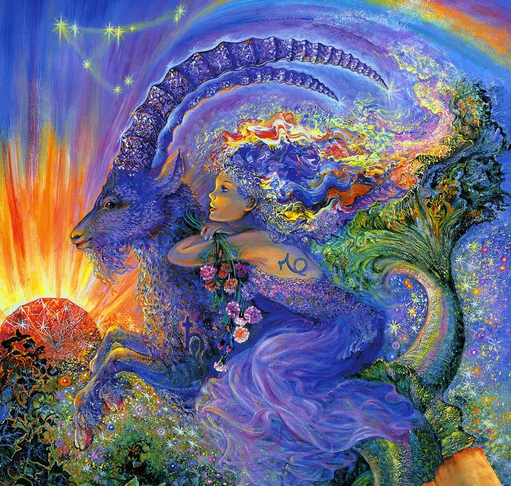 https://flic.kr/p/dUVbDc | 001- Capricornio-calendario 2009-Josephine Wall-via www.dana-mad.ru | www.odisea2008.com Referencia post: www.odisea2008.com/2013/02/el-arte-de-la-imaginacion-jose...