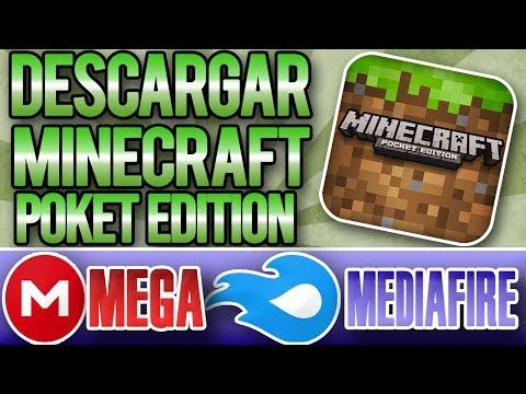 Descargar Minecraft Poket Edition Ultima Version 1 9 0 3 Sin Licencia 2019 Mega Mediafire Youtube Minecraft Minecraft Pe Minecraft 1