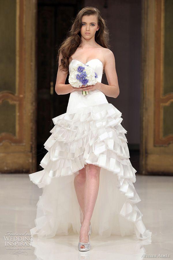 Atelier Aimee Wedding Dresses 2012 Pret A Porter Collection