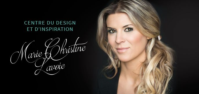 Centre du design et d'inspiration de Marie-Christine Lavoie - Site officiel
