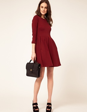 Whistles Milla Jersey Dress