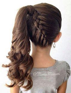 cosas de chicas increibles peinados para el colegio que te har