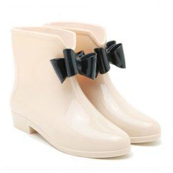 Are these not the cutest rainboots ever?