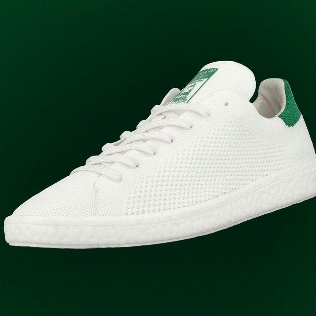 The Adidas Stan Smith Now Comes with Primeknit and Boost | GQ
