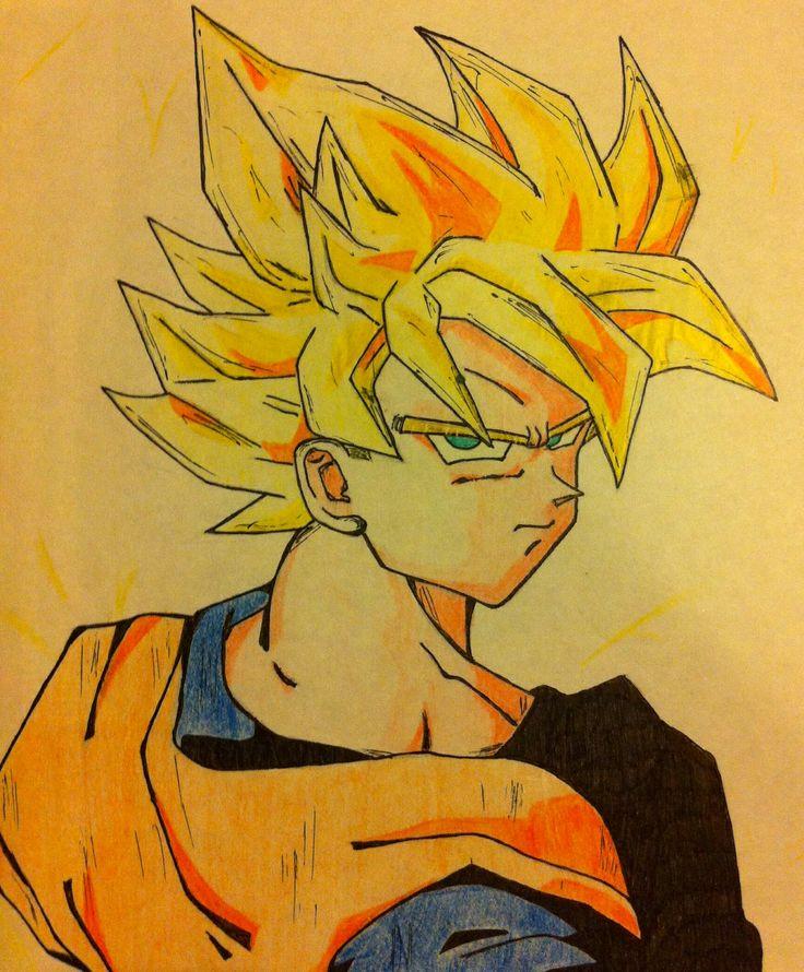 Goku- dragon ball z