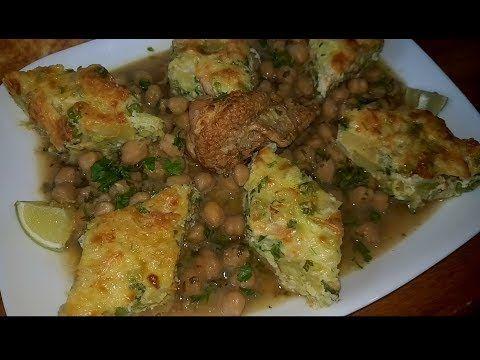 مطبخ أم أسيل: غراتان البسباس بنة لا توصف gratin de fenouil - YouTube