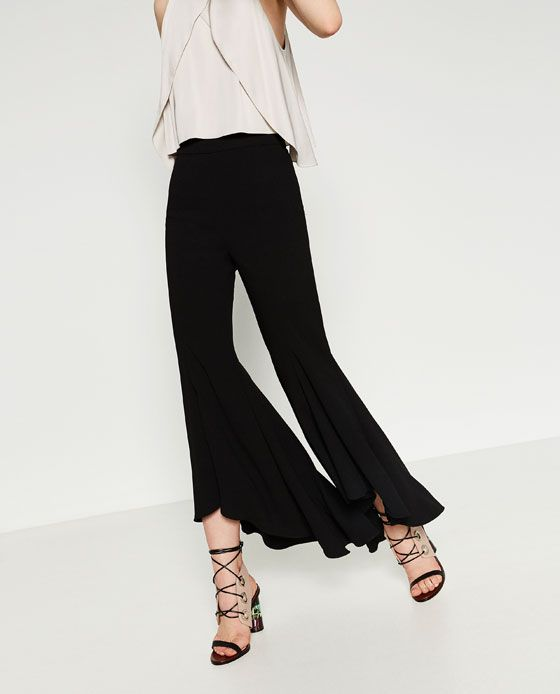 Image 2 of STUDIO TROUSERS from Zara