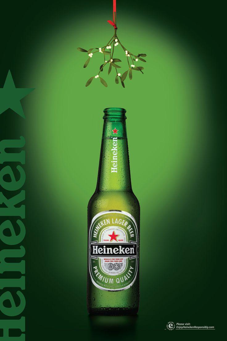 Heineken Christmas Beer Ad