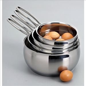 LACOR Série de 4 casseroles 14/20 cm - Belly