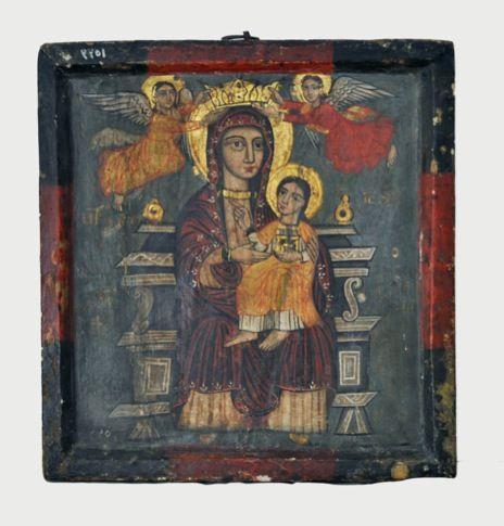 Yuhanna al-Armani and His Coptic Icons -