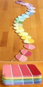 Easter eggs garland