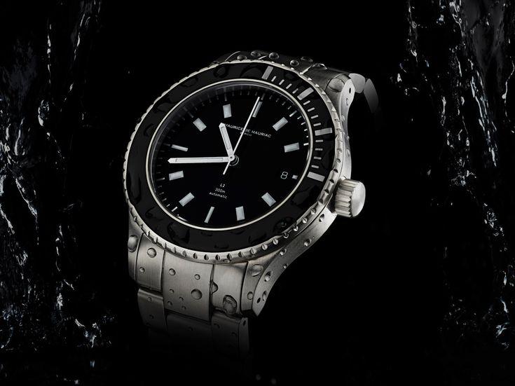 Maurice de Mauriac timepiece. Swiss luxury watches for men and women.