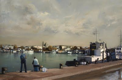 Κοντά στα λιμάνια της πατρίδας μου