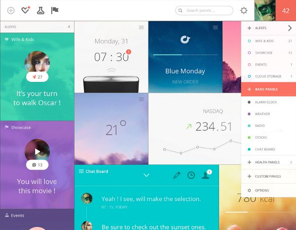 7 rules for creating gorgeous UI part 1