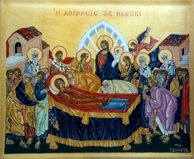 pentecost greek orthodox 2014