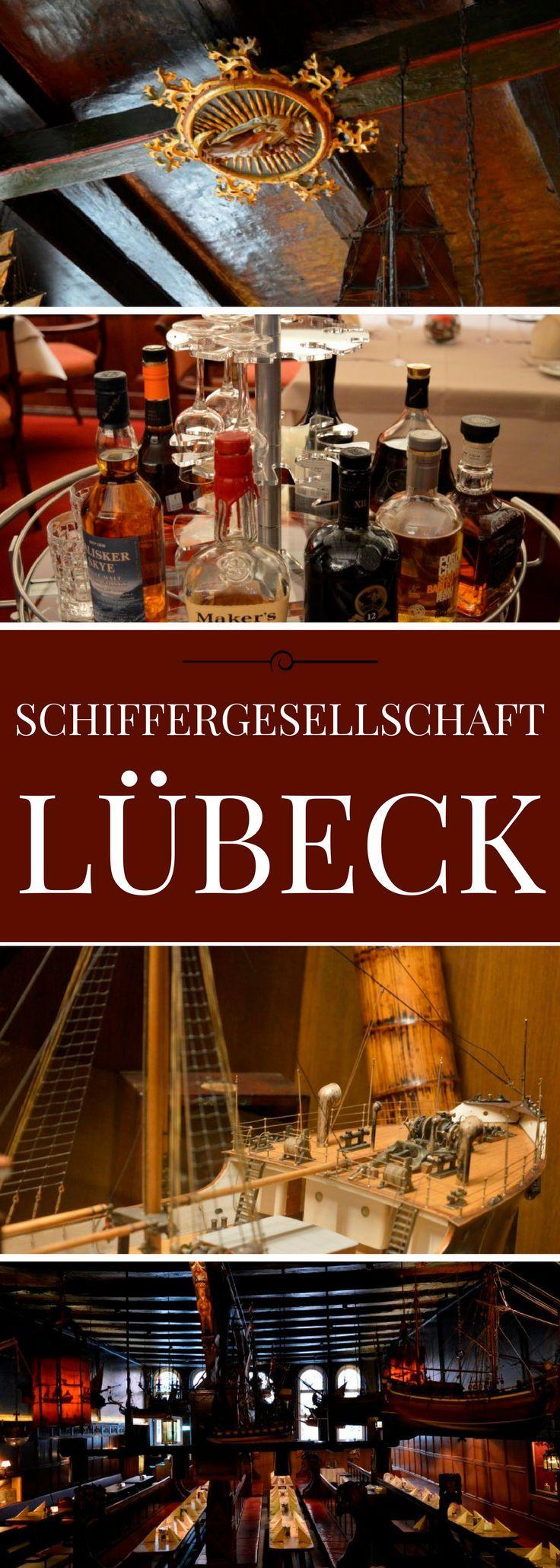 Schiffergesellschaft Lübeck! Lecker essen in historischem Ambiente im Herzen der Lübecker Altstadt.