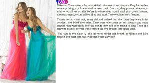 You Take It, You Wear It (Caption #41) by TGXD-Fan