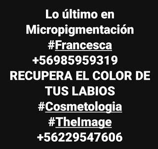 FRANCISCA MUÑOZ B #THEIMAGE @FRANMUNOZB CEO #THEIMAGE WORKING GROUP