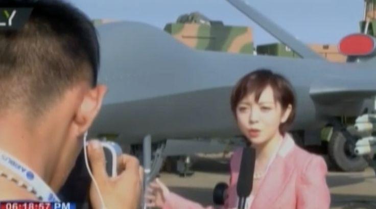China da a conocer el Dron de combate mas potente del mundo