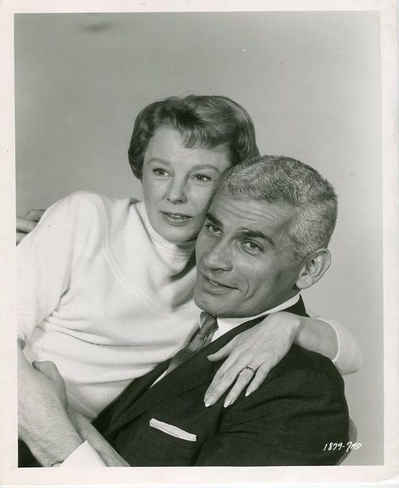 June Allyson & Jeff Chandler