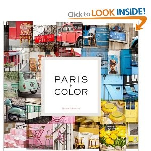 coffee table books | Paris in Color