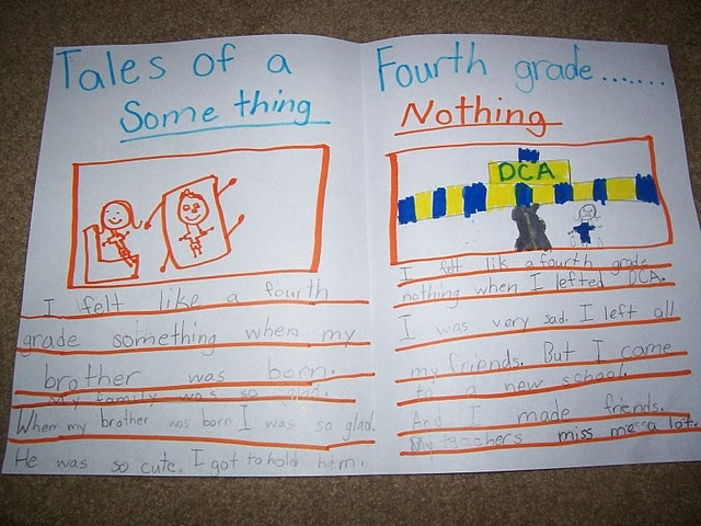 Tales of a Fourth Grade Nothing   YouTube Pinterest book report on tales of a fourth grade nothing