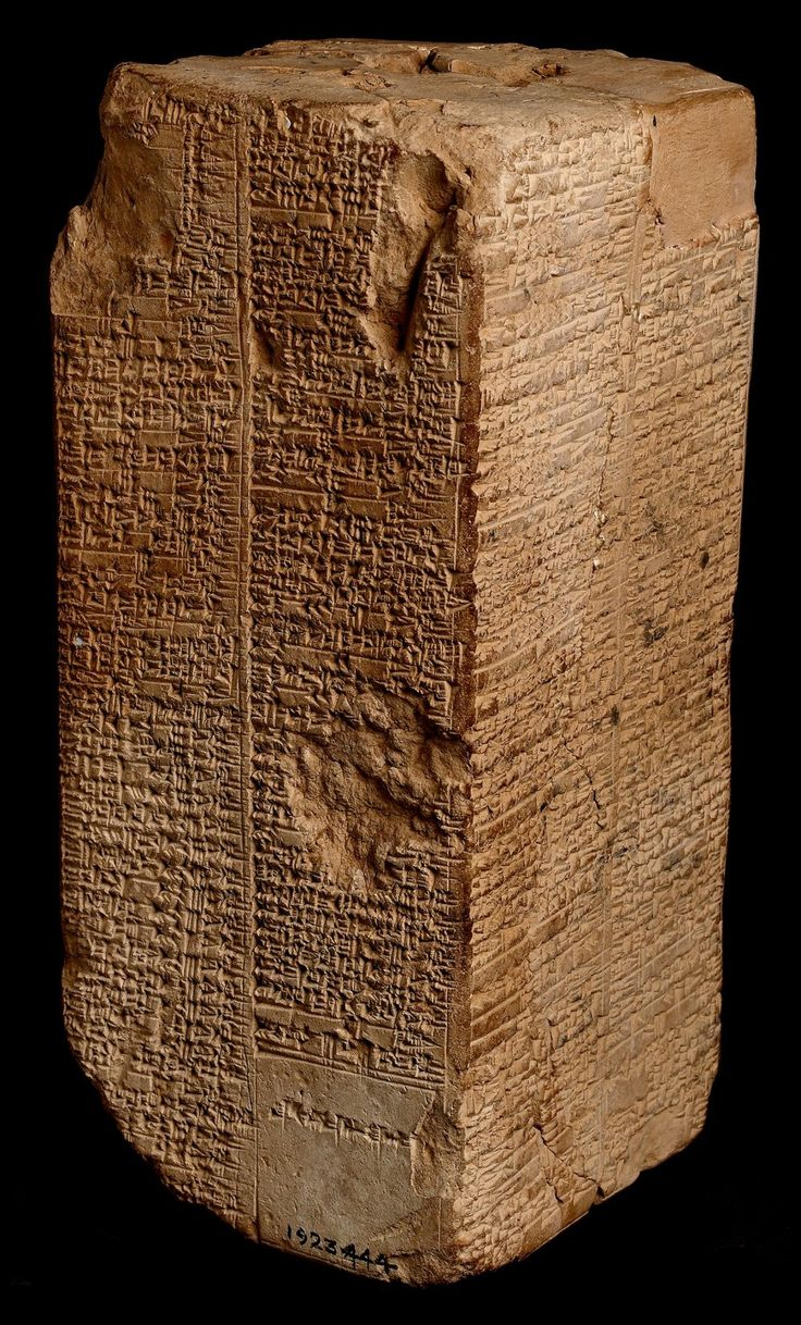 Sumerian King List - This list compiles not only the post-flood kings, but it goes all the way back to the settling of Anunnaki and lists from the first king and reign length and all the succeeding kings and reign lengths