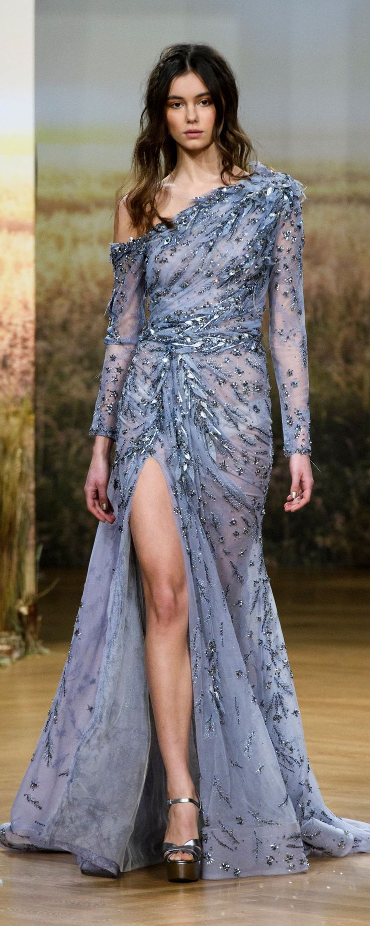 Ziad Nakad Spring 2018 Couture