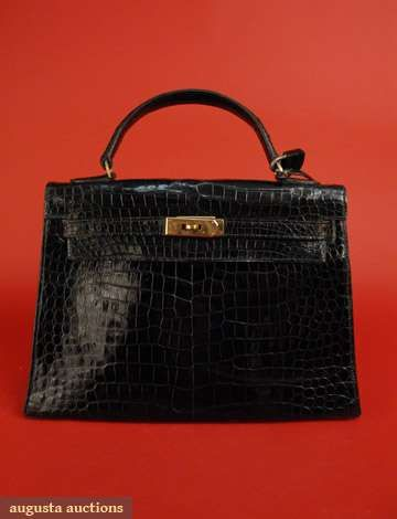 A vintage Hermes Kelly bag (1950\u0026#39;s). | Bags and shoes 1940-1960 ...