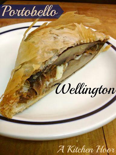 A Kitchen Hoor's Adventures: Portobello Wellingtons