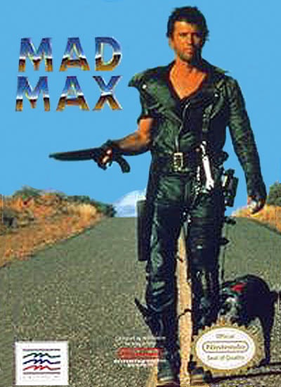 Mad Max - NES