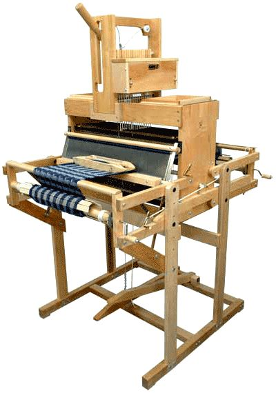 Floor Loom Configuration