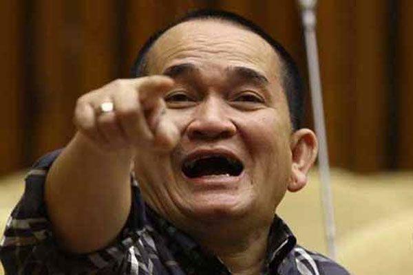 Anas Siap Ditahan KPK, Ruhut: Katanya Dia Siap Juga Digantung di Monas?