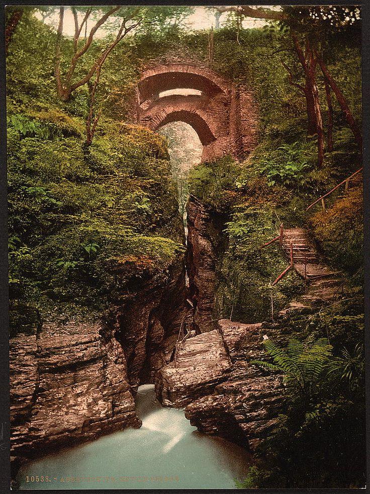 [Devil's Bridge, Aberystwyth, Wales]