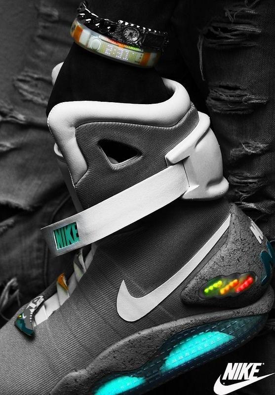 Hype shoes, Nike mag, Nike air mag
