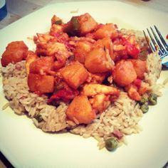 Lovely low syn twist on sweet and sour.  Diets and Riots: Fanta Chicken Slimming World Recipe