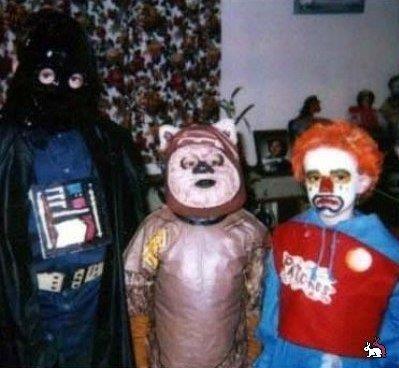 Деткие смешные костюмы