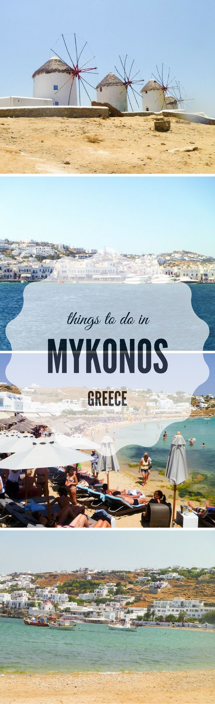Looking to enjoy warm sunny weather, beautiful beaches, sites to explore, and amazing Mediterranean cuisine? Here are the top 5 things to do in Mykonos!