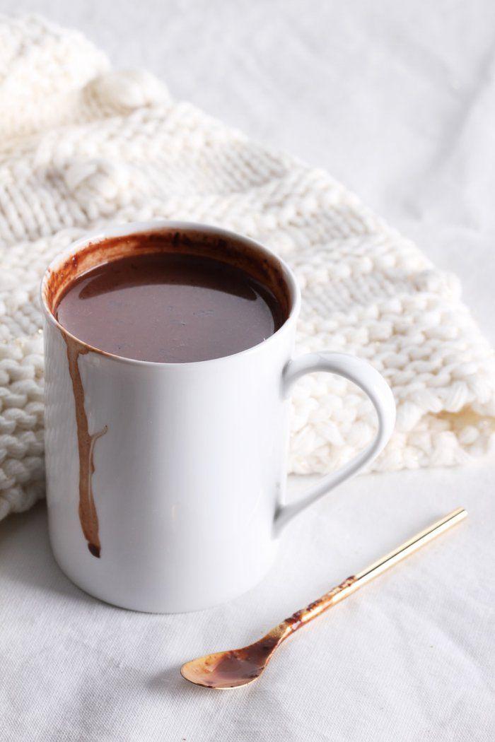 Voici comment faire le meilleur chocolat chaud