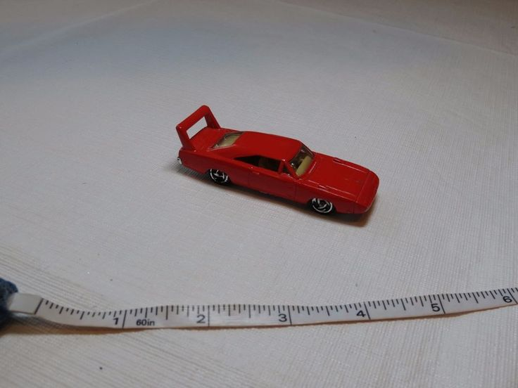 Dodge Charger Daytona Hot Wheels 1995 1970 spoiler die cast RARE RED car muscle  #HotWheels