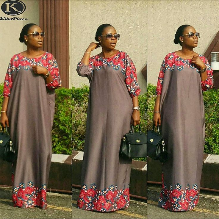 """Thanking God for Times & Seasons...grateful for the seemingly little things...We do not complain,We give thanks always#Kiksmama May the new month bring us to our place of peace and overflowing testimonies.Kaftan is """"Very Limited"""" available to order 08094816598 #Wearkiksplace #Weargoodstuff #Sheiswearingkiksplace #MadeinnigeriabyKiksplace"""