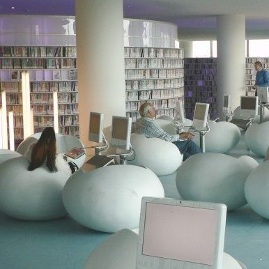 Public Libraries Are Not A Thing Of The Past