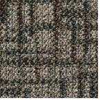 Carpet Sample - Business Case - Color Tumbleweed Pattern 8 in. x 8 in.
