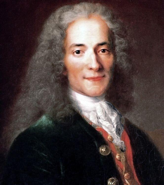 Atelier de Nicolas de Largillière, portrait de Voltaire, détail (musée Carnavalet) -002 - 18e eeuw - Wikipedia