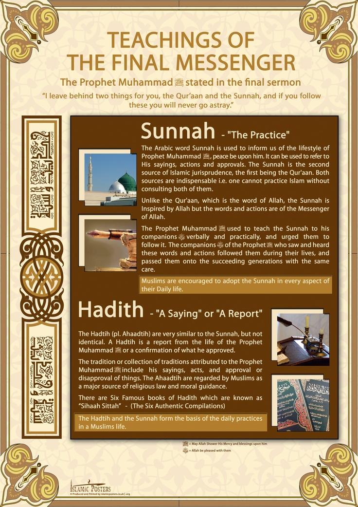 Teaching of Final Messengers