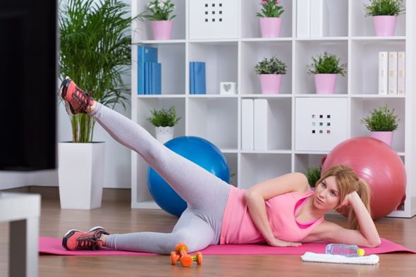 Fitness a casa: tutti gli esercizi GAG | Desideri Magazine