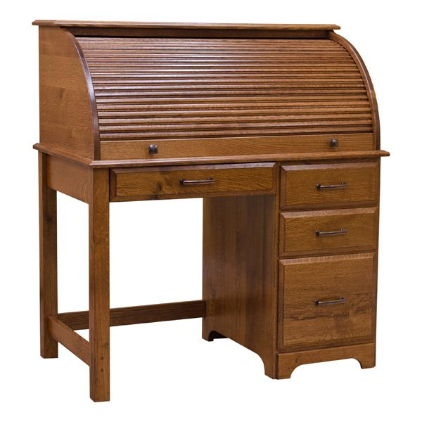 Roll Over Particle Board Desk ~ Best small roll top desk ideas on pinterest vintage